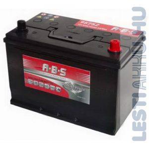 ABS Working Power munka akkumulátor 12V 100Ah Jobb+