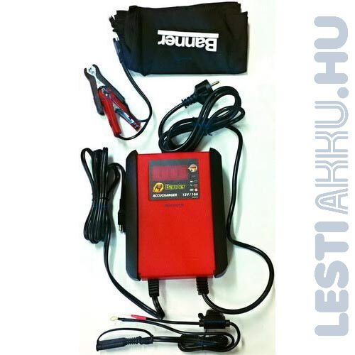 Banner Accucharger 12V 10 Amp