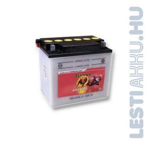 Banner Bike Bull Motor Akkumulátor Y60-N24L-A 12V 28Ah Jobb+ (52816)