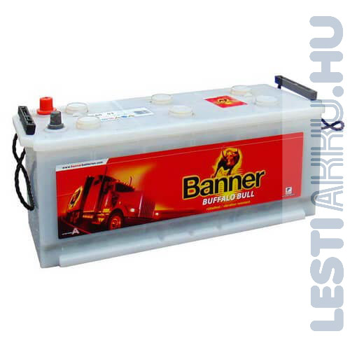 Banner Buffalo Bull HD Akkumulátor 12V 150Ah 760A Bal+ (65001)