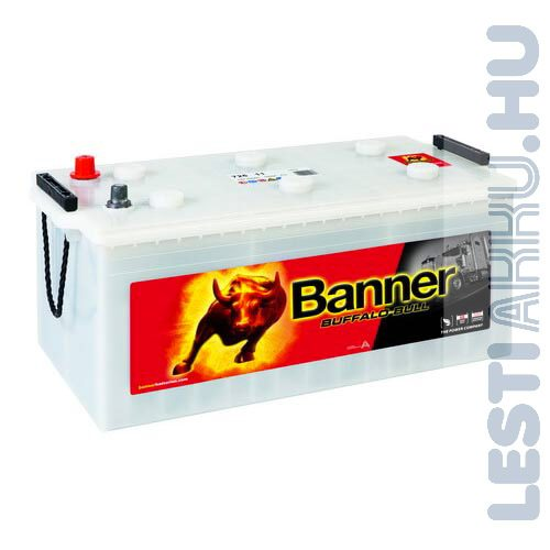 Banner Buffalo Bull HD Akkumulátor 12V 225Ah 1050A Bal+ (72511)