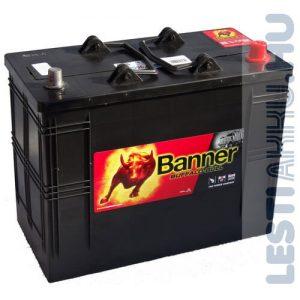 Banner Buffalo Bull Teherautó Akkumulátor 12V 125Ah 760A JCB Jobb+ (62511)