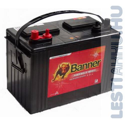 Banner Energy Bull Limitált munka akkumulátor 12V 90Ah Jobb+