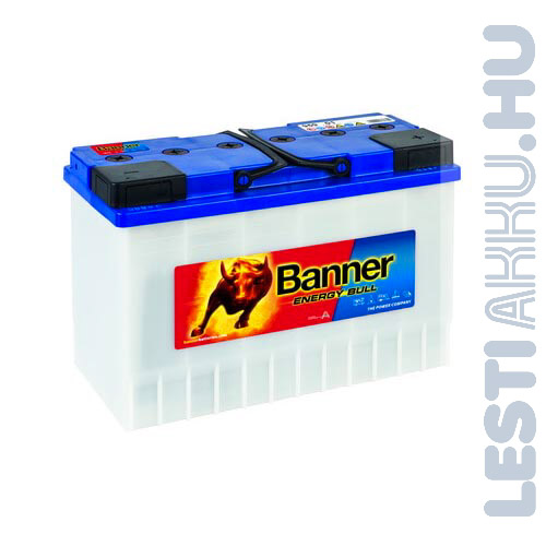 Banner Energy Bull munka akkumulátor 12V 115Ah Jobb+ (95901)
