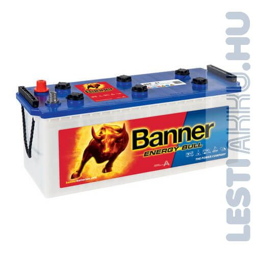 Banner Energy Bull solar akkumulátor 12V 130Ah Bal+ (96051)