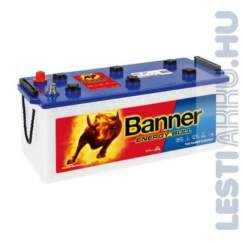 Banner Energy Bull solar akkumulátor 12V 180Ah Bal+ (96351)