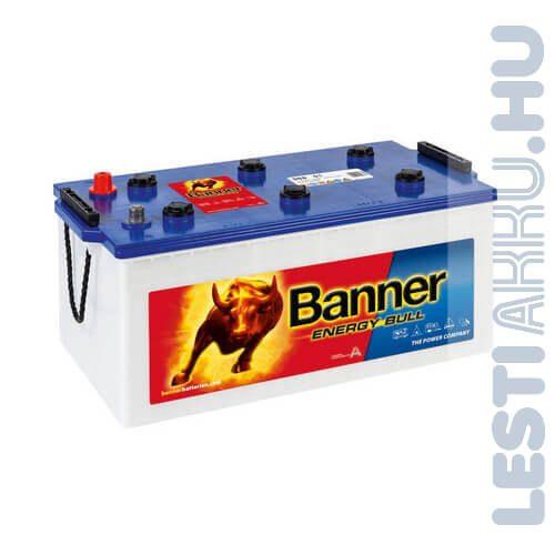 Banner Energy Bull solar akkumulátor 12V 230Ah Bal+ (96801)