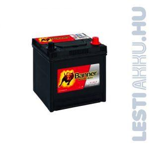Banner Power Bull Autó Akkumulátor 12V 50Ah 420A Japán Jobb+ (P5041)