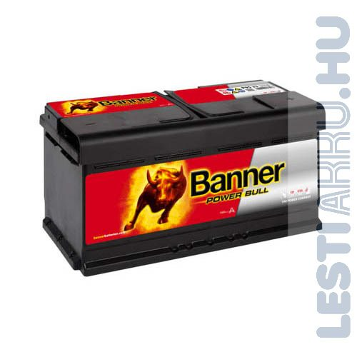 Banner Power Bull Autó Akkumulátor 12V 95Ah 780A Jobb+ (P9533)