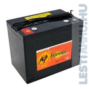 Banner Stand by Bull Bloc X rate Type UPS akkumulátor 12V 70Ah