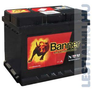Banner Starting Bull Autó Akkumulátor 12V 44Ah 360A Jobb+ (54409)
