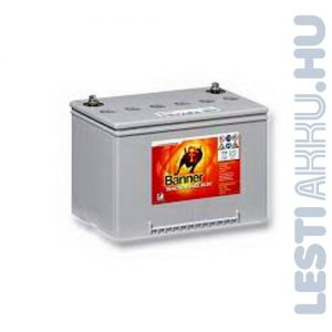 Banner Traction Bloc Dry Bull kerekesszék akkumulátor DB 40 FT 12V 40Ah jobb+