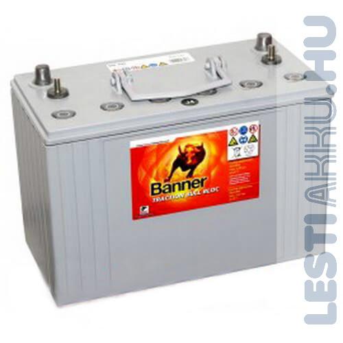Banner Traction Bloc Dry Bull takarítógép akkumulátor DB 100 12V 100Ah bal+