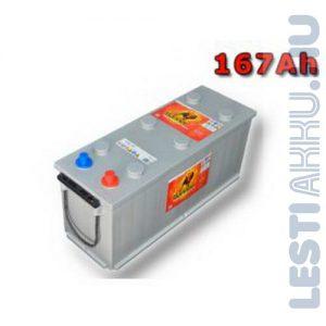 Banner Traction Bull Bloc PzF solar akkumulátor 12V 167Ah