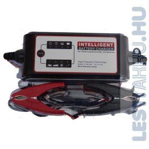 Carstel Battery Charger Akkumulátor töltő 12V 4 Amp (T01.80.048)