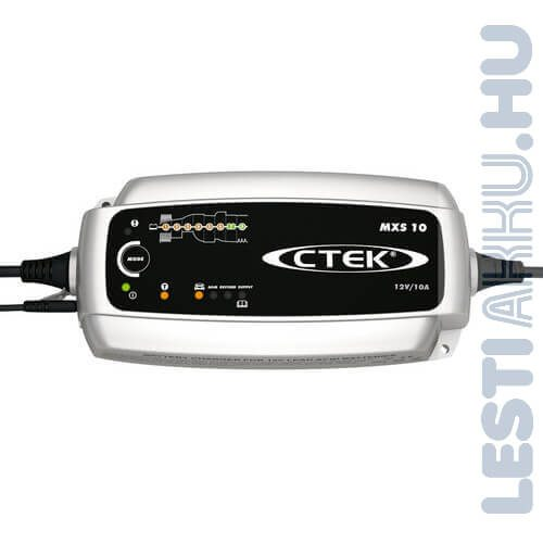 CTEK akkumulátor töltő