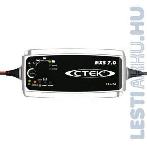CTEK MXS 7.0 Akkumulátor töltő 12V 7 Amp (56-755)