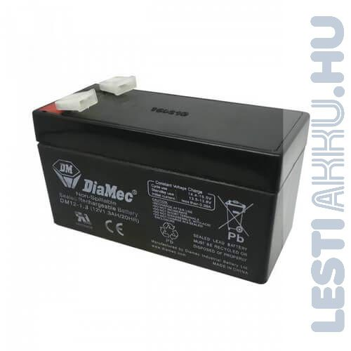 DiaMec Szünetmentes akkumulátor 12V 1
