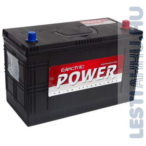 Electric Power Akkumulátor 12V 110Ah 740A IVECO Jobb+