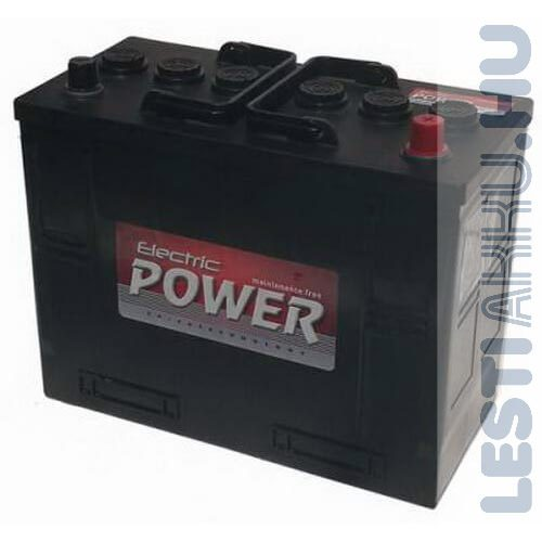 Electric Power Akkumulátor 12V 125Ah 750A JCB Jobb+