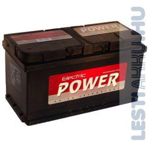 Electric Power Autó Akkumulátor 12V 100Ah 800A Jobb+