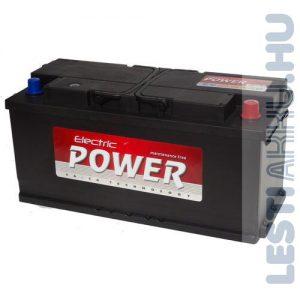Electric Power Autó Akkumulátor 12V 110Ah 850A Jobb+