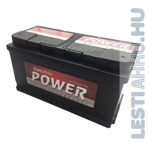 Electric Power Autó Akkumulátor 12V 88Ah 720A Jobb+