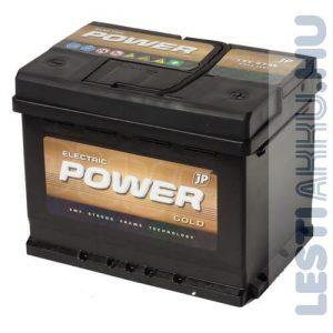 Electric Power GOLD Autó Akkumulátor 12V 67Ah 640A jobb+