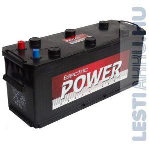 Electric Power Teherautó Akkumulátor 12V 155Ah 900A Bal+