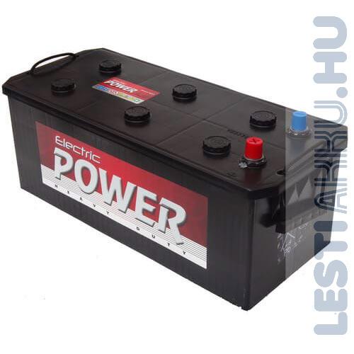 Electric Power Teherautó Akkumulátor 12V 180Ah 1000A Bal+