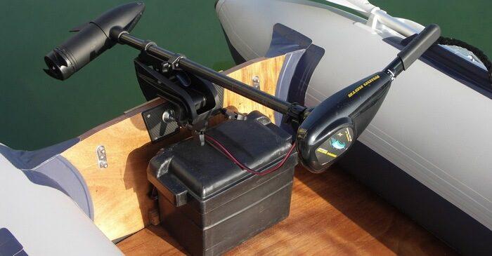 Elaktromos csónakmotor akkumulátor