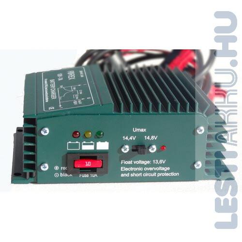 FOREX 12V 7Amp Akkumulátor töltő (T127)