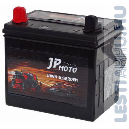JP MOTO Fűnyíró Traktor Akkumulátor U1MF-X 12V 30Ah 300A Bal+