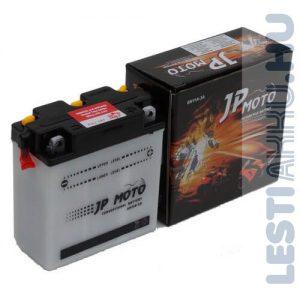 JP MOTO Motor Akkumulátor 6N11A-3A 6V 11Ah 88A Jobb+