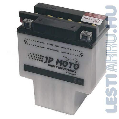 JP MOTO Motor Akkumulátor HYB16A-A 12V 16Ah 140A Bal+