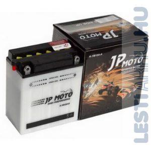 JP MOTO Motor Akkumulátor YB12A-A 12V 12Ah 135A Bal+