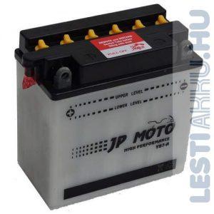 JP MOTO Motor Akkumulátor YB7-A 12V 8Ah 90A Bal+