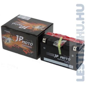 JP MOTO Motor Akkumulátor YT7B-BS 12V 6Ah 85A Bal+