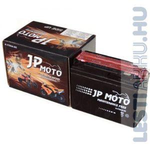 JP MOTO Motor Akkumulátor YTR4A-BS 12V 2