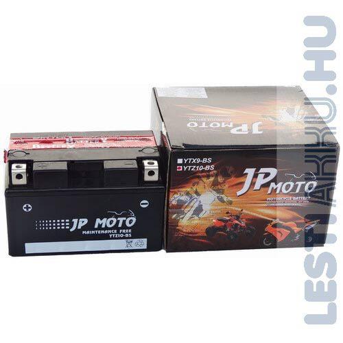 JP MOTO Motor Akkumulátor YTZ10-BS 12V 8
