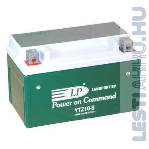 Landport Motor Akkumulátor YTZ10-S 12V 8