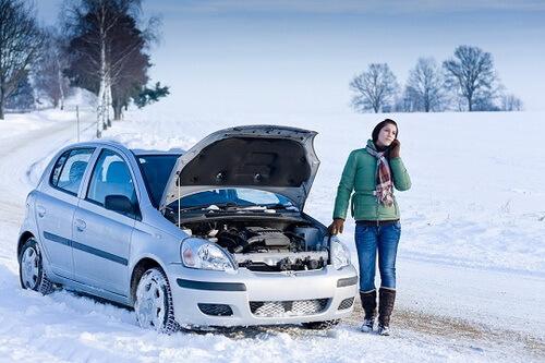 Nem indul az autó akkumulátor télen ?