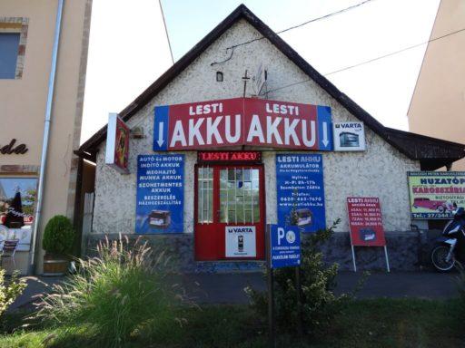 Akkumulátor szaküzlet és szervíz Dunakeszin a 2120 Dunakeszi, Fő út 91. címen