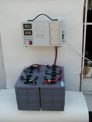 Munka akkumulátor tesztelése