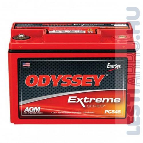 Odyssey Pc 545 Motor Akkumulator 12v 13ah 150a Jobb