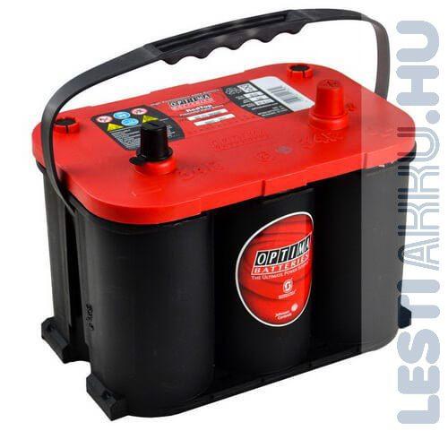 Optima akkumulátor