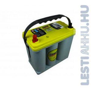 OPTIMA Yellow Top Autó Akkumulátor 12V 38Ah 460A Japán Bal+