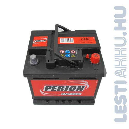 PERION Autó Akkumulátor 12V 44Ah 440A jobb+ (5444020447482)