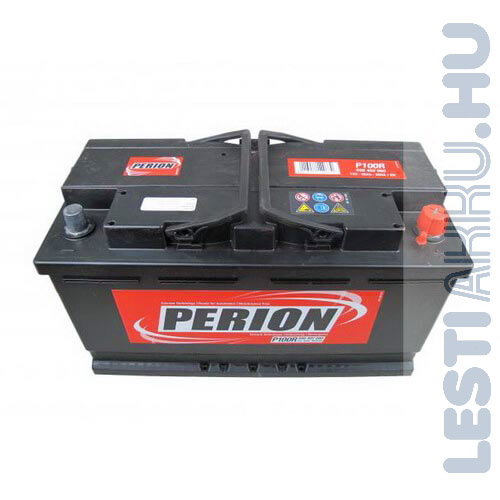 PERION Autó Akkumulátor 12V 95Ah 800A Jobb+ (5954020807482)