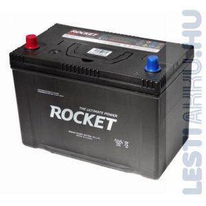 ROCKET Autó Akkumulátor 12V 100Ah 780A Japán Bal+ (XMF60033)